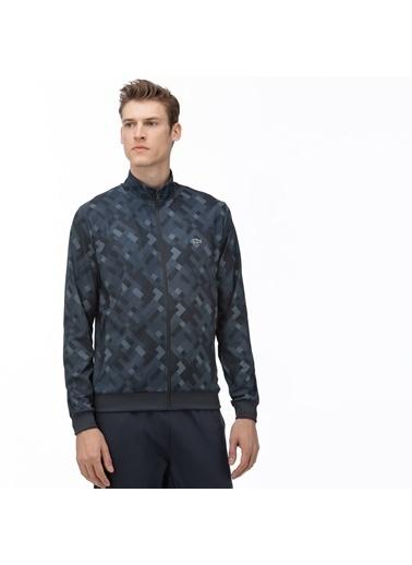 Lacoste Erkek  Sweatshirt SH0011.11S Gri